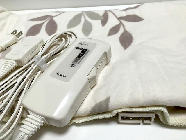 電気毛布 コントローラ