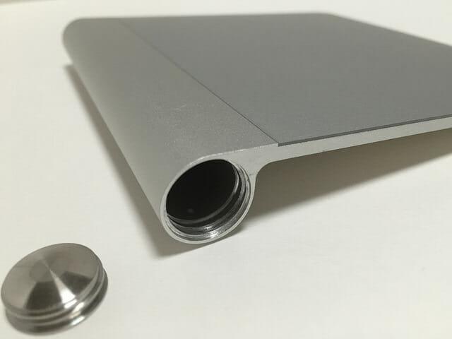 Magic Trackpad 電池