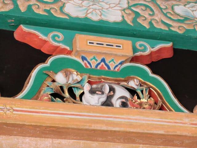 12眠り猫