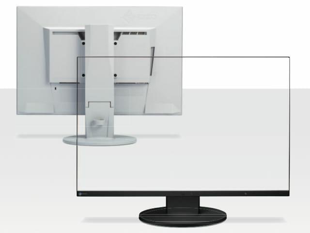 目に優しいEIZOの24.1型液晶モニターFlexScanEV2455を試す