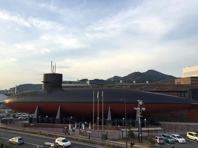 広島県 呉市 に行ってみたら 戦艦大和の故郷だった