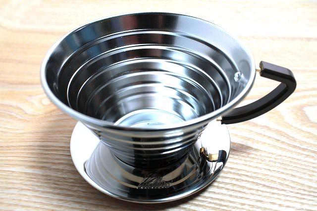 カリタ式 ドリッパーでうまいコーヒーを飲む