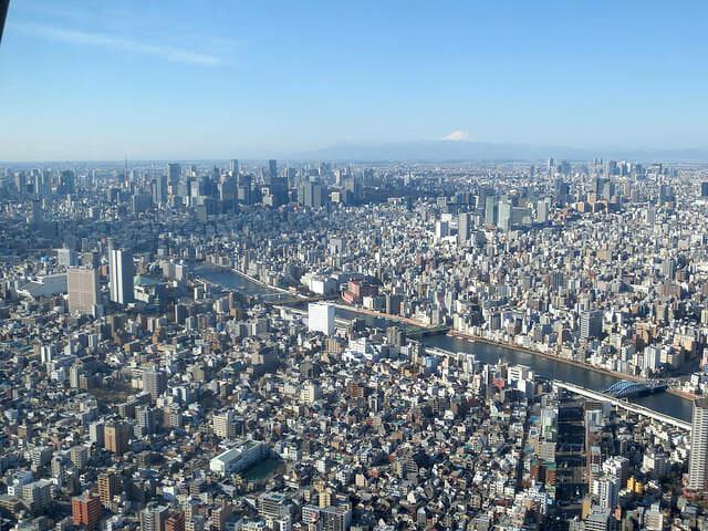 12 450m富士山