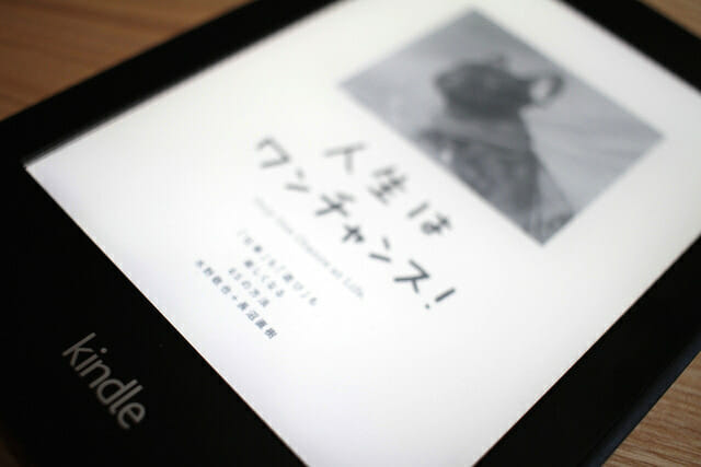 Kindle Paperwhite (第2世代) いまさらですが、買ってみた