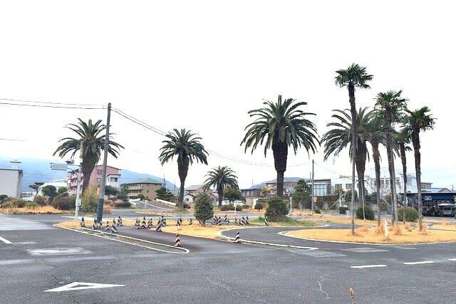 5 自動車学校風景