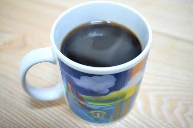13コーヒー完成