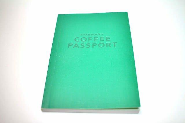 コーヒー通の証、コーヒーパスポートを持っていますか?