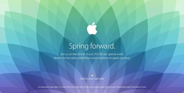 2015年Appleスペシャルイベントまとめ