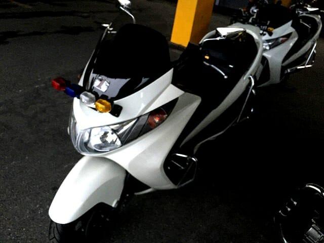 自動二輪 ビッグスクーター