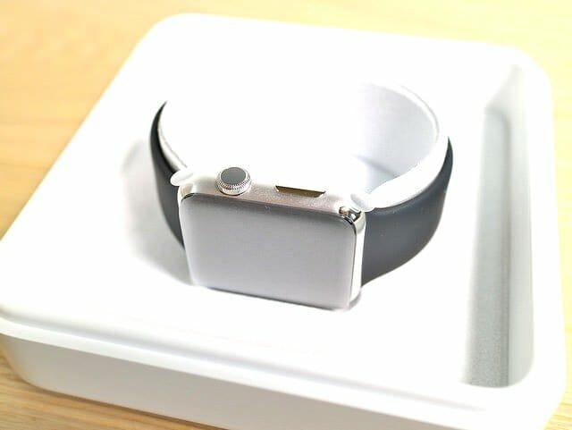 Apple Watch ご対面