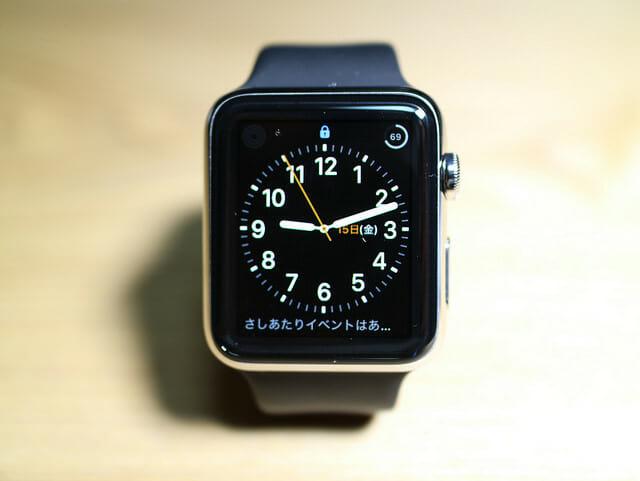 Apple Watch 1週間使ってみて思うこと