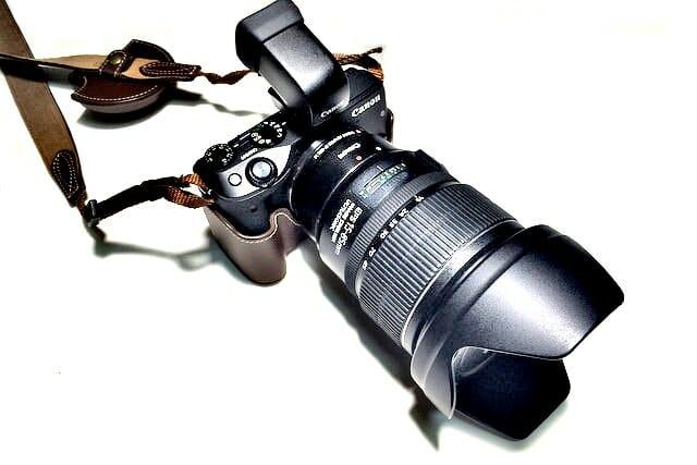EOS M3 でEF-Lレンズを付けたくなるアイテム レンズマウントアダプター EF-EOSMを試す
