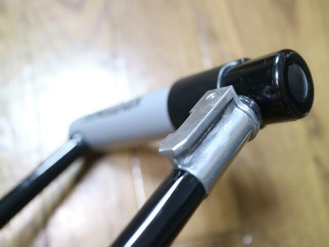 クリプトナイト クリプトロック2 ATB 固定用溝