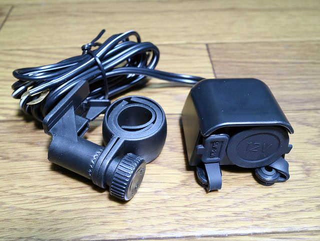 バイク電源USBシガーソケット中身