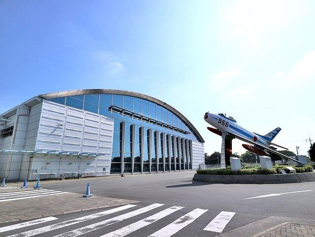 浜松市の航空自衛隊エアーパークでパイロット気分を味わえた