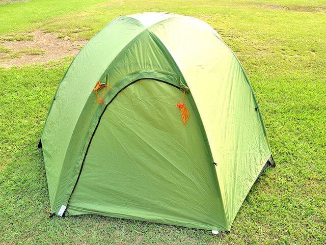 バイクでソロキャンプするには、どのテント買えばいいのか?3