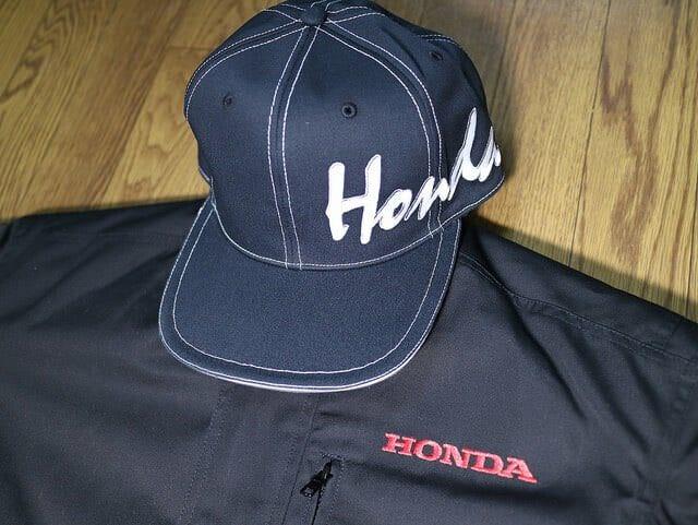 Hondaグッズブルゾンキャップ