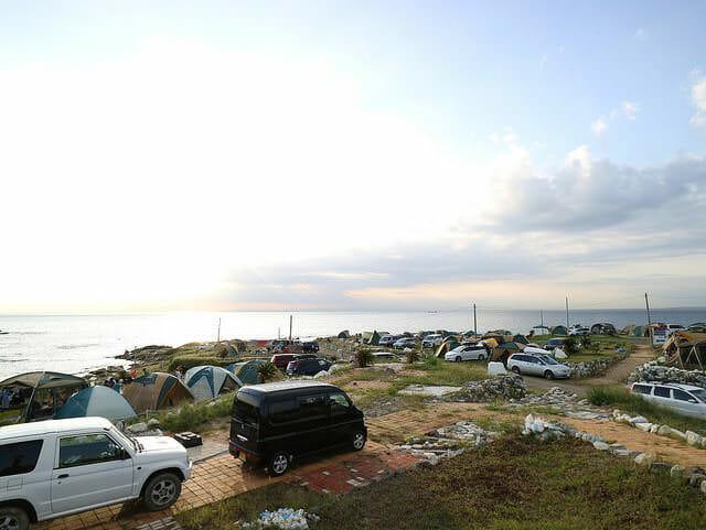 洲崎お台場海浜庭園サイト3