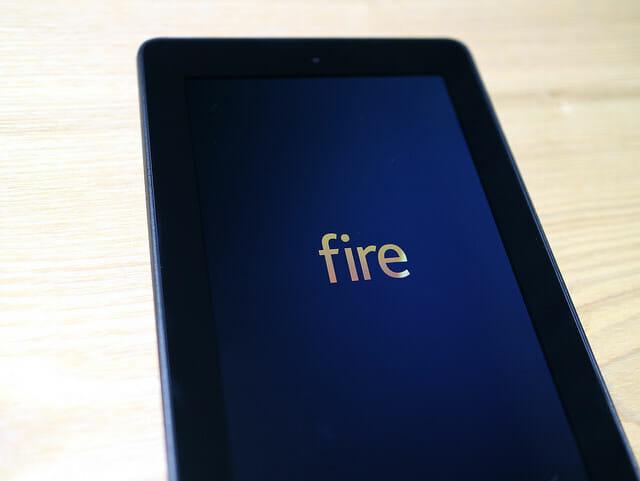 Amazonの4,980円のタブレットfireの実力は?