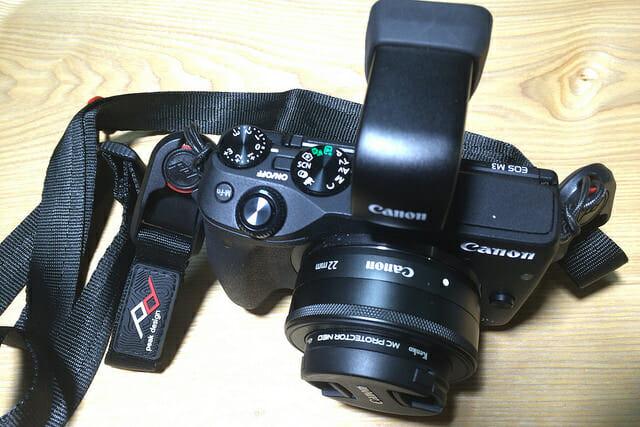 ツーリング中もシャッターチャンスを逃さないカメラの持ち運び3