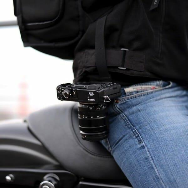 ツーリング中もシャッターチャンスを逃さないカメラの持ち運び1