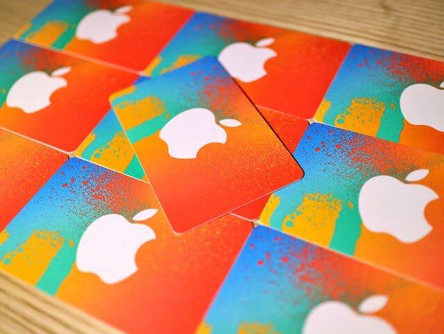 iTunesカードがひさしぶり大幅に安くなっている