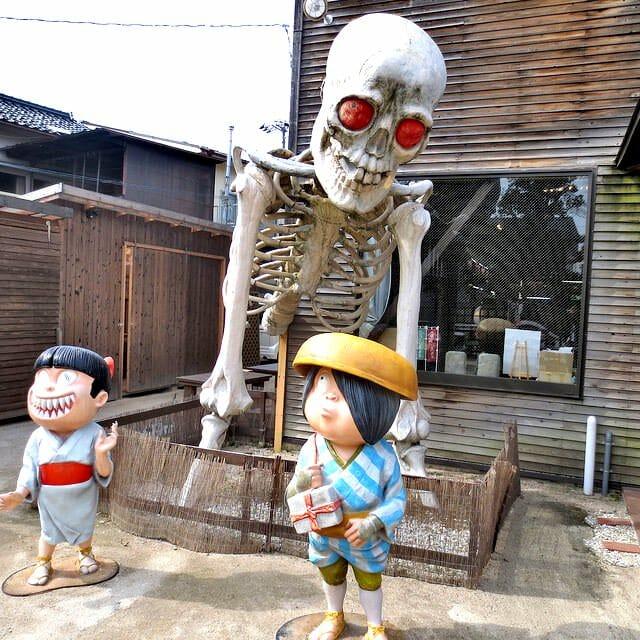 【追悼】水木しげるさんの偲び鳥取県境港市の水木しげるロードを思い出した