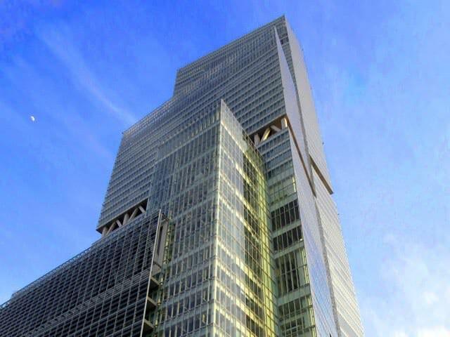 日本で最も高い超高層ビル「あべのハルカス」を見てきた