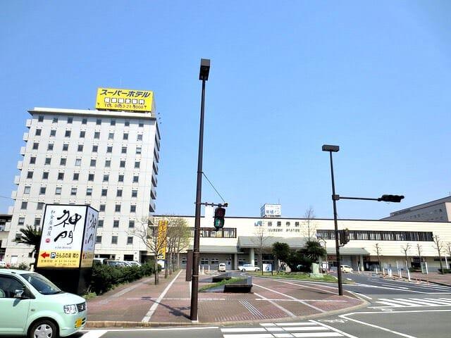 出雲市駅スーパーホテル