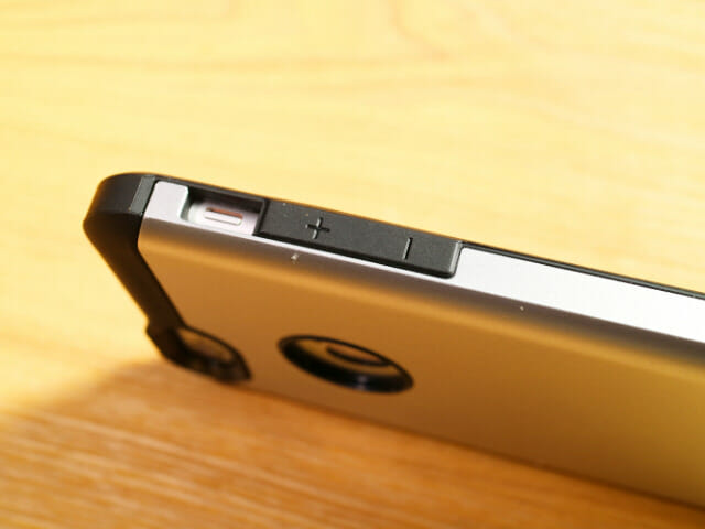 IPhone6タフ保護ケース本体左側