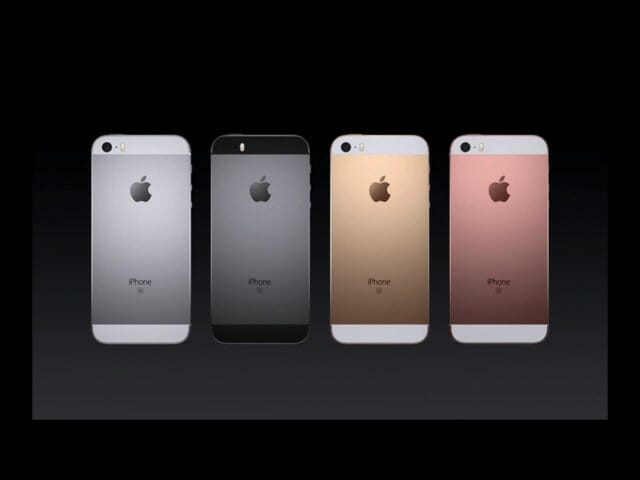 AppleSpecialEvent20160321iPhoneSE形状