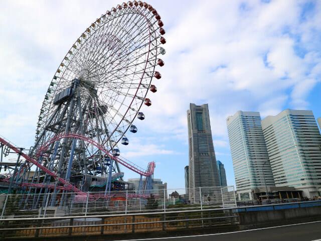 横浜ランドマークタワー観覧車