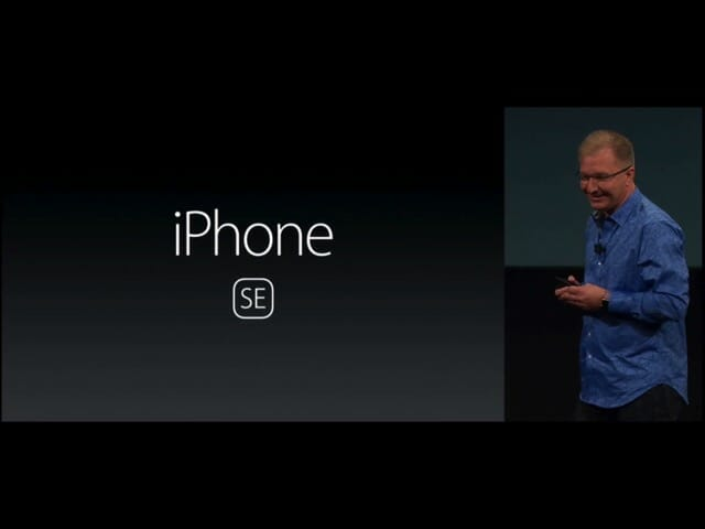 AppleSpecialEvent20160321iPhoneSE