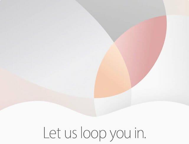 2016年3月Appleスペシャルイベントまとめ