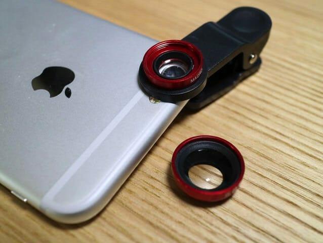 CHUMSスマホレンズMACROiPhone6