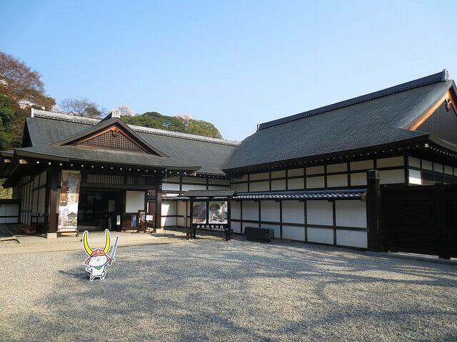 彦根城には「ひこにゃん」がいる時間帯がある
