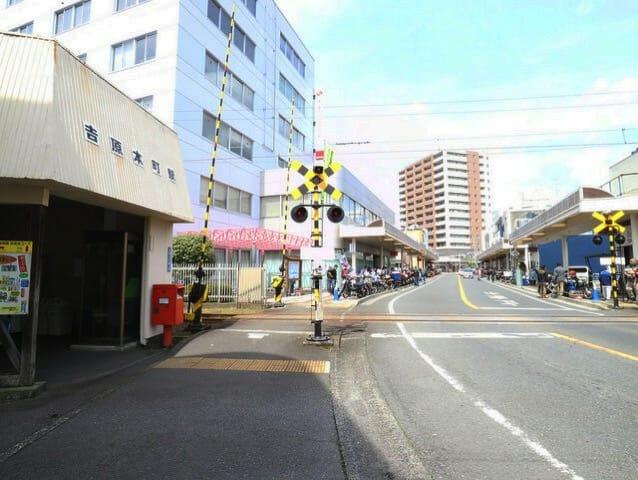2016富士カブミーティング吉原本町駅