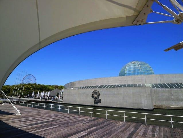 東京葛西臨海水族園の無料公開日に行ってみた