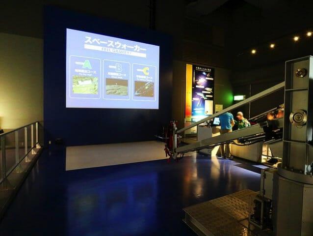 所沢航空発祥記念館スペースウォーカー