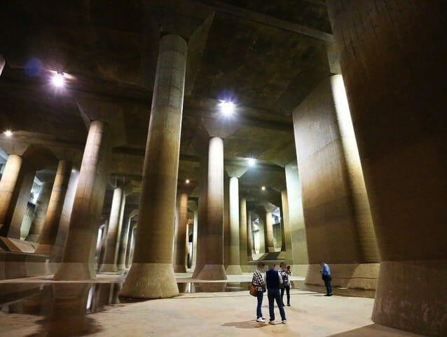 埼玉県春日部市にある地下神殿の理由が分かった