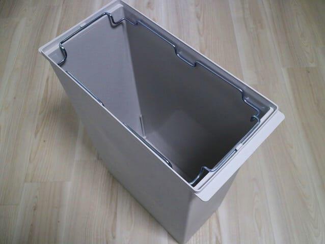 無印良品ゴミ箱ゴミ箱のみ