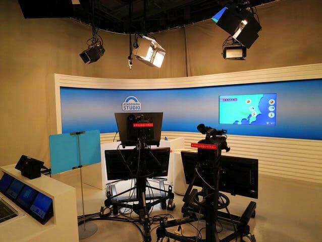 NHK放送博物館ニューススタジオ
