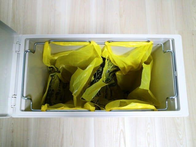 無印良品ゴミ箱2袋
