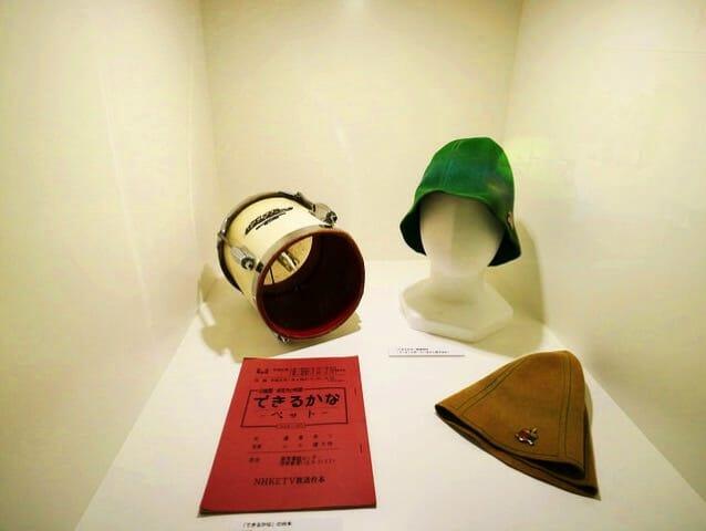 NHK放送博物館できるかなノッポさん