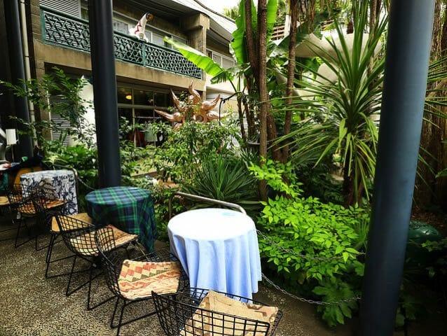 岡本太郎記念館カフェ