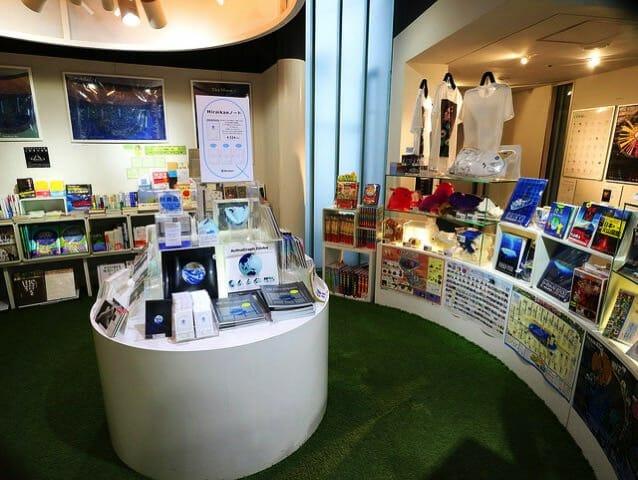 日本科学未来館 1階未来館ショップ1