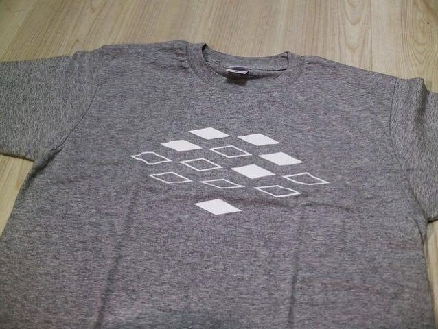 株式会社はてな15周年記念はてなTシャツ