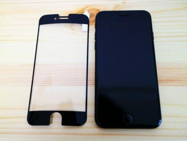 iPhone7でiPhone6の保護フィルムが使えるのか?