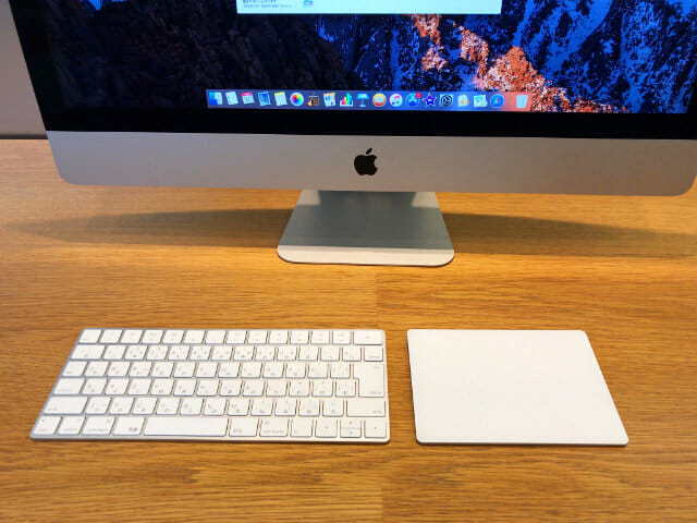 AppleKeyboardデスクトップ