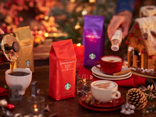スタバのクリスマス コーヒーはこれで決まり